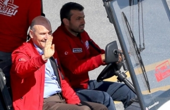 İçişleri Bakanı Soylu: Hepimiz büyük Türkiye'nin çocuklarıyız