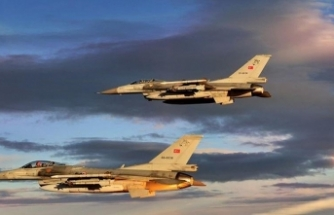 Irak'ın kuzeyinde 8 terörist etkisiz hale getirildi