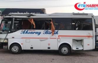 Kocaeli'de öğrencileri taşıyan midibüs devrildi: 1 ölü, 18 yaralı