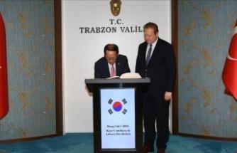 Kore Cumhuriyeti Ankara Büyükelçisi Choi: Türkiye'ye yatırım yapan şirket sayımız 303 civarında