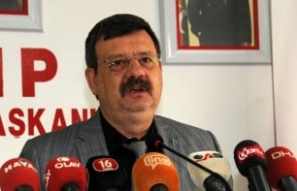 MHP Bursa İl Başkanı: Suriyeliler acilen kendi yurtlarına gönderilmeli