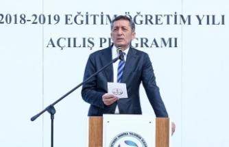 Milli Eğitim Bakanı Selçuk: Muasır medeniyet seviyesinin ötesine gitmek zorundayız