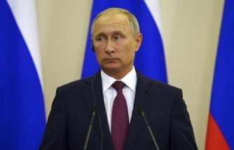 """Putin'den """"Kaşıkçı"""" açıklaması"""