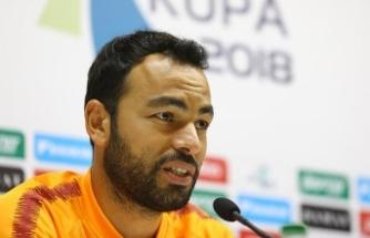 """Galatasaray Futbol Takımı Kaptanı Selçuk İnan'dan """"fedakarlık"""" açıklaması:"""