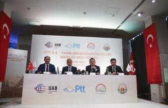 Tarım ve Orman Bakanı Bekir Pakdemirli: Tarım Kart ile çiftçi hızlı ve kaliteli hizmet alacak