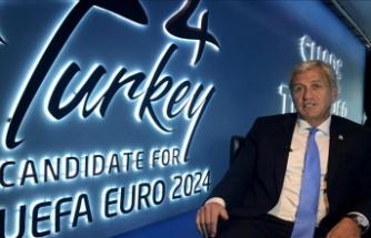 TFF Başkan Vekili Servet Yardımcı: Artık Türkiye zamanı