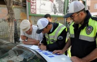 Trafiği tehlikeye düşürenlere ceza 2,5 milyar lira ceza