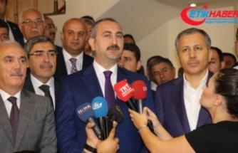 """Adalet Bakanından Danıştay'ın """"Andımız"""" kararına tepki"""