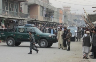Afganistan'da üst düzey güvenlik toplantısına saldırı