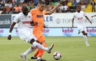 Akdeniz derbisini Antalyaspor kazandı