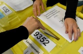 Almanya'daki Bavyera eyalet seçimlerinden koalisyon çıktı
