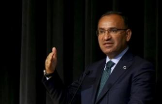 Anayasa Komisyonu Başkanı Bozdağ: Danıştay Anayasa ve yasayı alenen çiğnemiştir