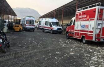Bergama'da duvar çöktü: 2 ölü, 5 yaralı