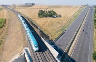 'Demir yolu yapımında yüzde 90 yerliliğe ulaştık'