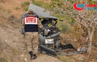 Gaziantep'te trafik kazası: 2 ölü, 5 yaralı