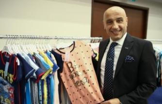 Hazır giyim ve konfeksiyon ihracatı 18,5 milyar dolara koşuyor