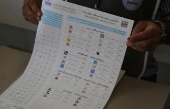 IKBY'de nihai seçim sonuçları açıklandı