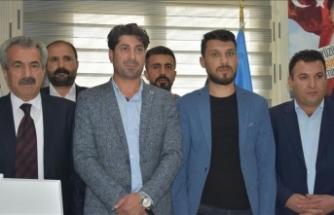 İYİ Parti Şırnak ilçe yönetimlerinden istifa