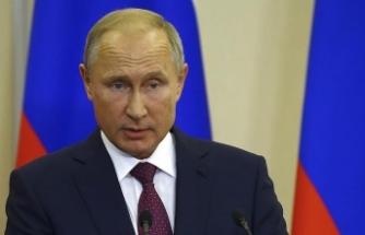 Rusya Devlet Başkanı Putin: Teröristler Fırat'ın güneyinde ABD ve Avrupa vatandaşlarını esir aldı