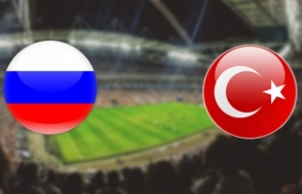 Rusya - Türkiye maçının 11'leri belli oldu