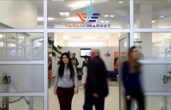 'Sağlık Market' uygulaması devreye alınıyor