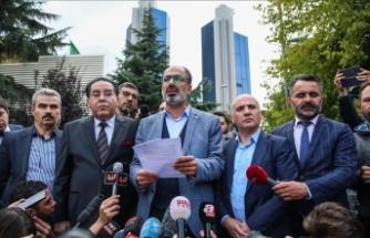 TAM Başkanı Kışlakçı: Bütün hikayeler Cemal'in cesedinin parçalandığı yönünde