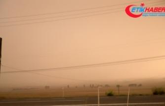 Toz fırtınası 400 kişiyi hastanelik etti