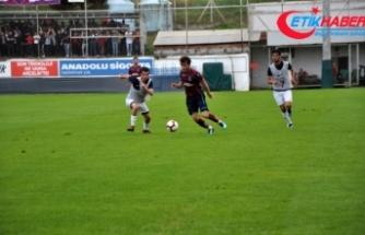 Trabzonspor'dan 6 gollü prova