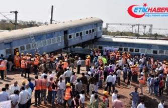 Tren kazalarında son iki yılda yaklaşık 50 bin kişi öldü