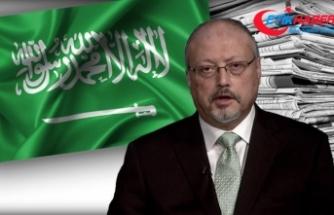 'Trump, Suudilerin Kaşıkçı olayını örtbas etmesini destekliyor' iddiası