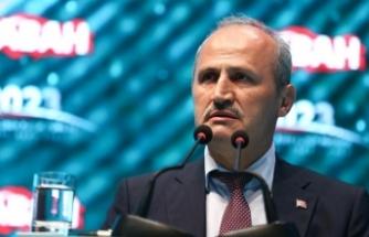 Ulaştırma ve Altyapı Bakanı Turhan: E-devlette kullanıcı sayımız 40 milyon