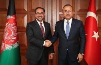 Bakan Çavuşoğlu, Afgan mevkidaşı ile telefonda görüştü