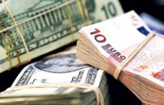 Dolar 5.32, euro 6.10 ve sterlin de 6.85 lirada