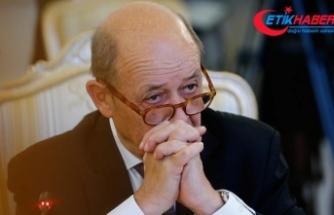 Fransa Dışişleri Bakanının açıklamaları 'yanlış anlaşılmış'