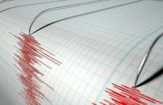 Şırnak'ta 4.1 büyüklüğünde deprem