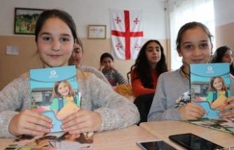 Gürcistan'da devlet okulunda seçmeli Türkçe dersi