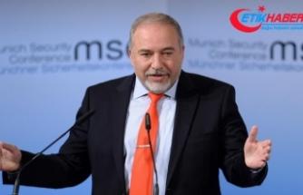 İsrail Savunma Bakanından istifa kararı