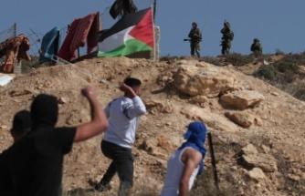İsrail askerlerinden Batı Şeria ve Kudüs'teki eylemlere müdahale