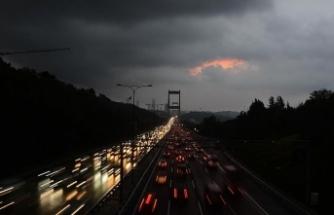Marmara'da sağanak yağış etkili olacak