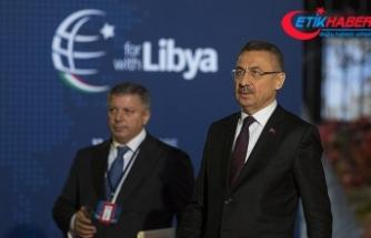 Oktay: Türkiye derin hayal kırıklığı ile Libya Konferansı'nı terk ediyor