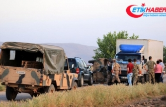 Sivas'ta askeri araç devrildi: 5 yaralı