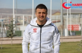 Sivasspor'un yeni teknik direktörü belli oldu