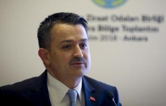 Tarım ve Orman Bakanı Pakdemirli: Türkiye'nin buğday üretimi kendi kendine yeterli