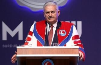 TBMM Başkanı Yıldırım: Türkiye'nin başı ağrısa Balkanlar, Kafkaslar, Orta Doğu ağır hasta olur