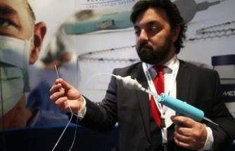 Yerli tıbbi cihazlar New York'ta dünya sahnesine çıktı