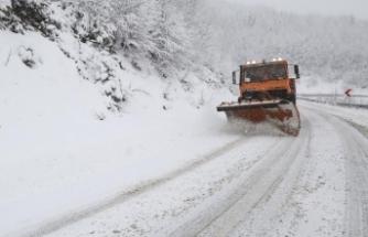 2 il için yoğun kar uyarısı