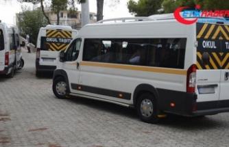 599 okul servisi trafikten men edildi