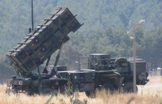 ABD'den Türkiye'ye Patriot satışına onay