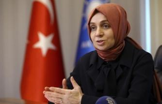 AK Parti Genel Başkan Yardımcısı Usta: Türkiye dünyaya insanlık dersi vermektedir