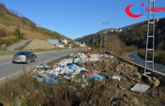 Çöp yığınları çevre felaketine davetiye çıkarıyor